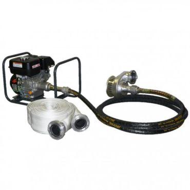 Motopompa pentru apa murdara JIP 3M/ 6,5 Kohler
