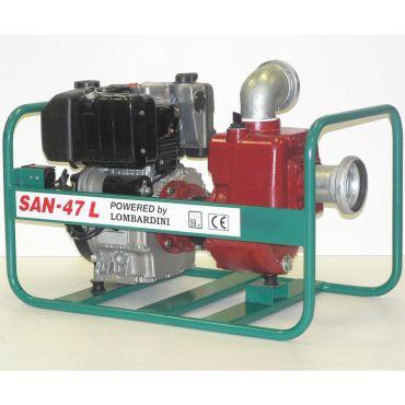 Motopompa SAN 47 Lombardini
