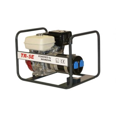 Generator de curent monofazic TR 5E Honda