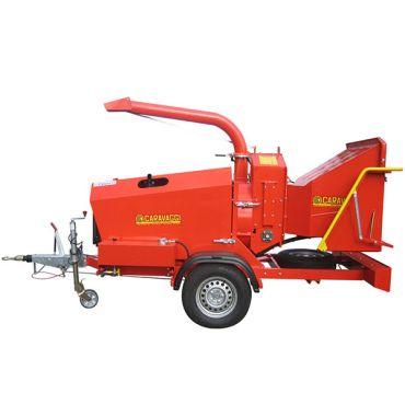 Tocator de crengi actionat de tractor CaravaggiCIPPO 25