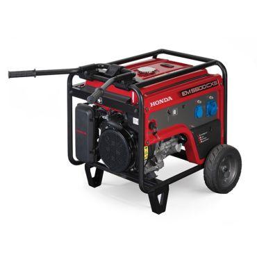 "Generator de curent Honda 5500 W ""Specialist Open Frame"" EM 5500CXS2 GWT1 dotat cu i-AVR"