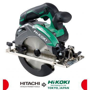 Ferastrau Circular Portabil cu Acumulator Hitachi - Hikoki C18DBALW4Z