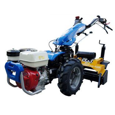 Motocultivator BCS 770 HY Powersafe - Reversibil cu motorYanmar LN100 7,5 KW