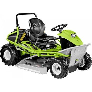 Tractoras hidrostatic de tocat CLIMBER 10 AWD 27