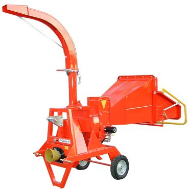 Tocator de crengi actionat de tractor CaravaggiCIPPO 15