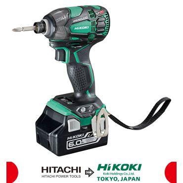 Masina Insurubat cu Impact cu Acumulator Hitachi - Hikoki WH18DBDL2WPZ