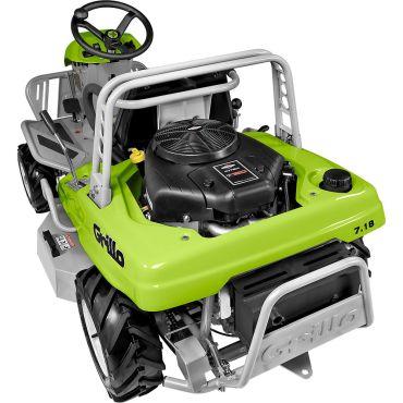 Tractoras hidrostatic de tocat CLIMBER 7.18