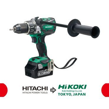 Masina Gaurit - Insurubat cu Percutie, cu Acumulator Hitachi - Hikoki DV18DBL2WPZ
