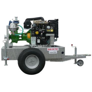 Motopompa SAN-96/700 Kohler
