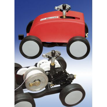 Carucior cu aspersor pentru irigat Perrot RollcarT-V