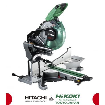 Ferastrau Basculant cu Acumulator Hitachi - Hikoki C3610DRAW4Z