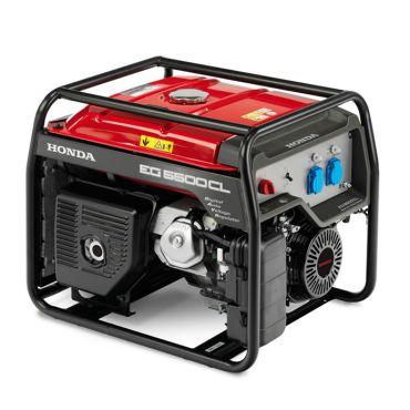 "Generator de curent Honda 5500 W ""Specialist Open Frame"" EG 5500CL GWT1/FT cu Digital AVR"