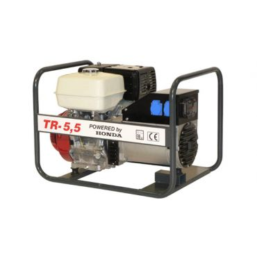 Generator de curent trifazic TR 5,5 Honda
