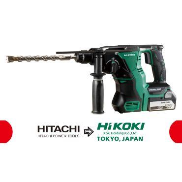 Ciocan Rotopercutor cu Acumulator SDS PLUS Hitachi - Hikoki DH18DBLWPZ
