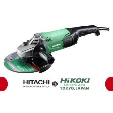 Polizor Unghiular cu Pornire Lina, Electric Hitachi - Hikoki G23SWU2UGZ