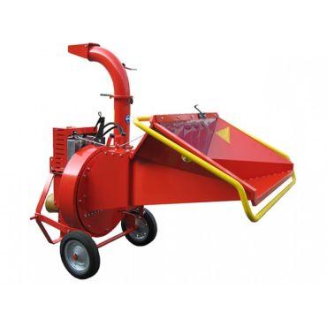 Tocator de crengi actionat de tractor CaravaggiBIO 230 CIPPO Tractor